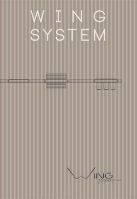 Sistema Sottopensile - Wing System
